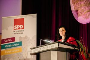 Landratskandidatin Christine Haupt-Kreutzer