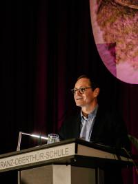 Michael Müller bei seiner Rede
