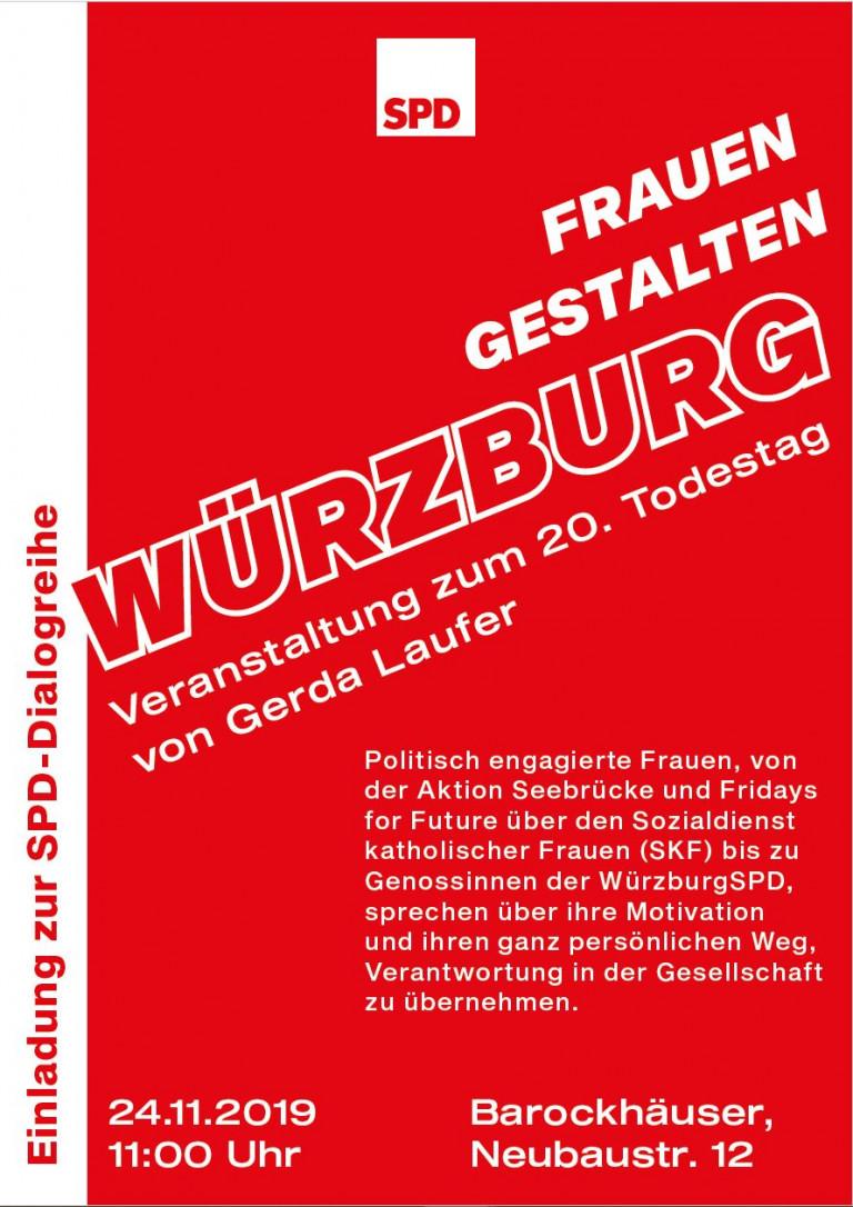 Plakat Gerda Laufer